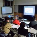 小林市八幡原市民総合センターで防災学習会